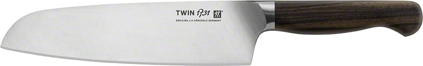 Cuchillo Santoku Zwilling Twin 1731 de 180 mm