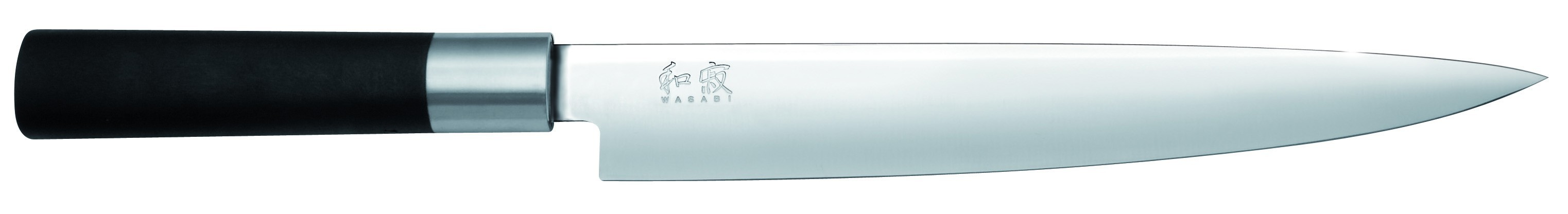 Cuchillo fileteador Kai Wasabi Black