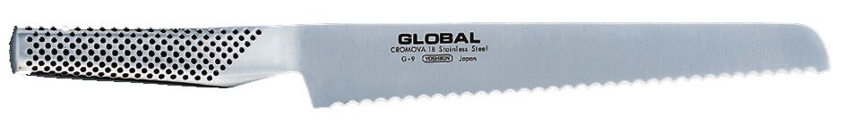 Cuchillo panero Global. 220 mm